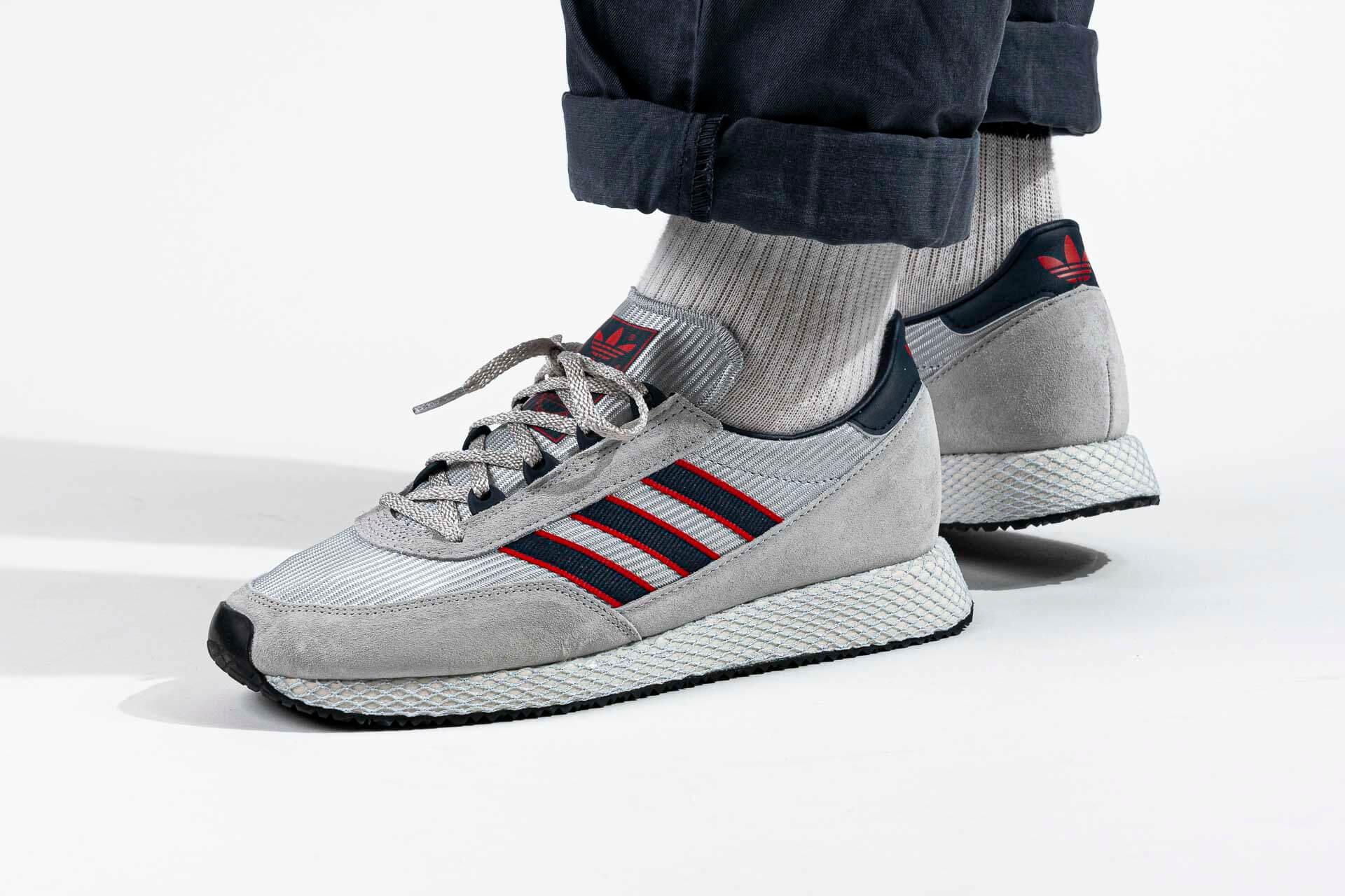 zeigt Glenbuck von Adidas