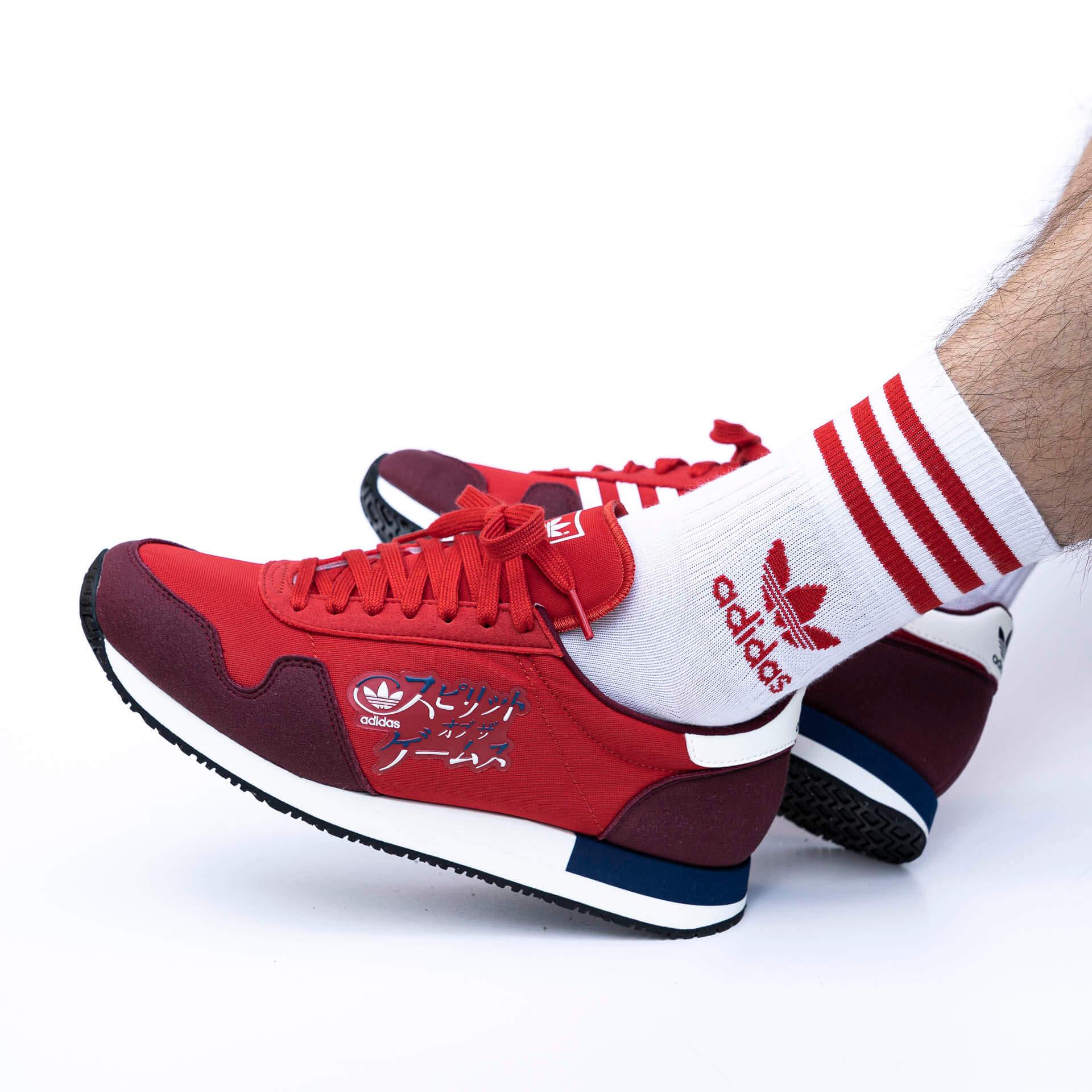 Adidas Spirit of the Games