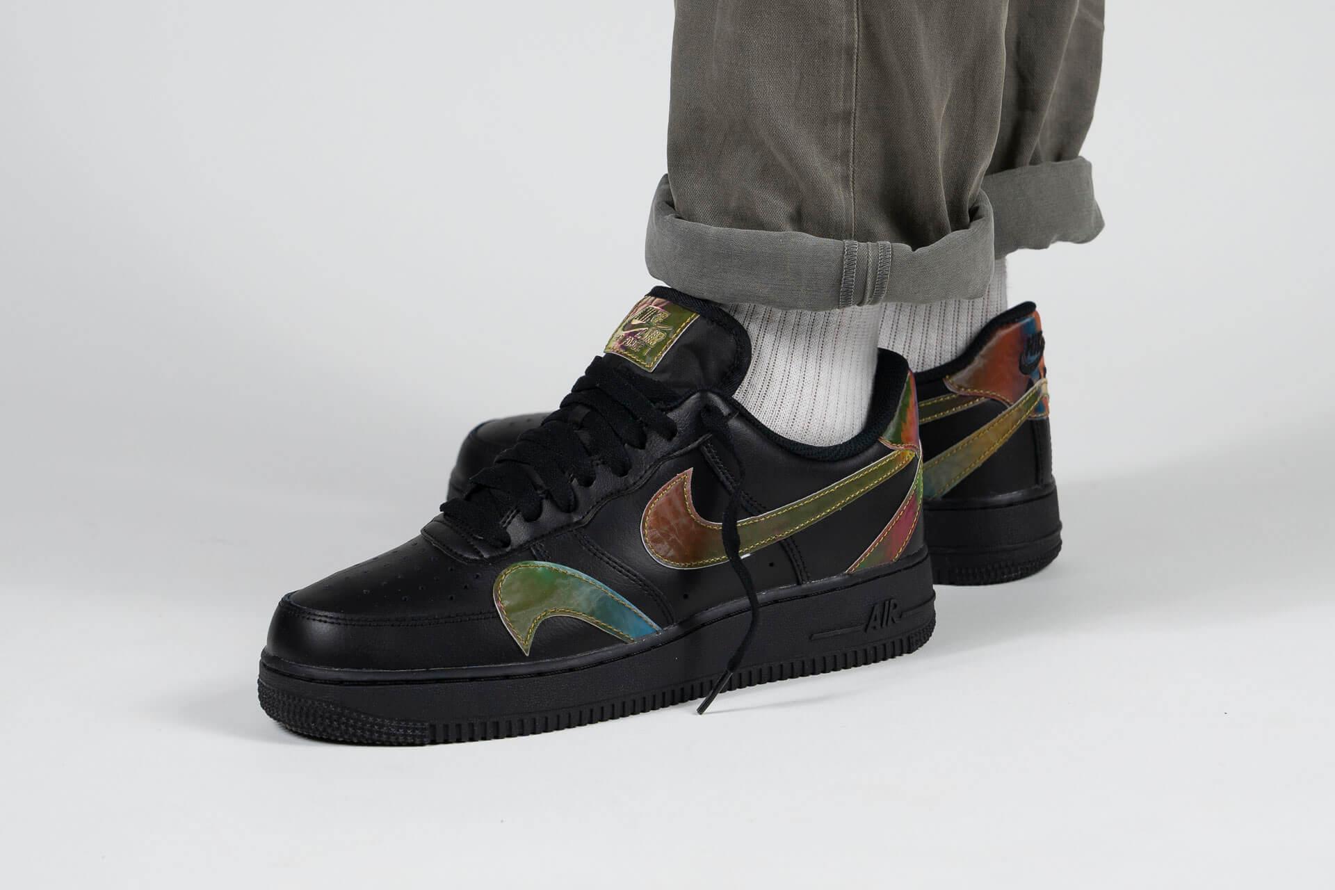 zeigt Air Force 1 '07 LV8 von Nike
