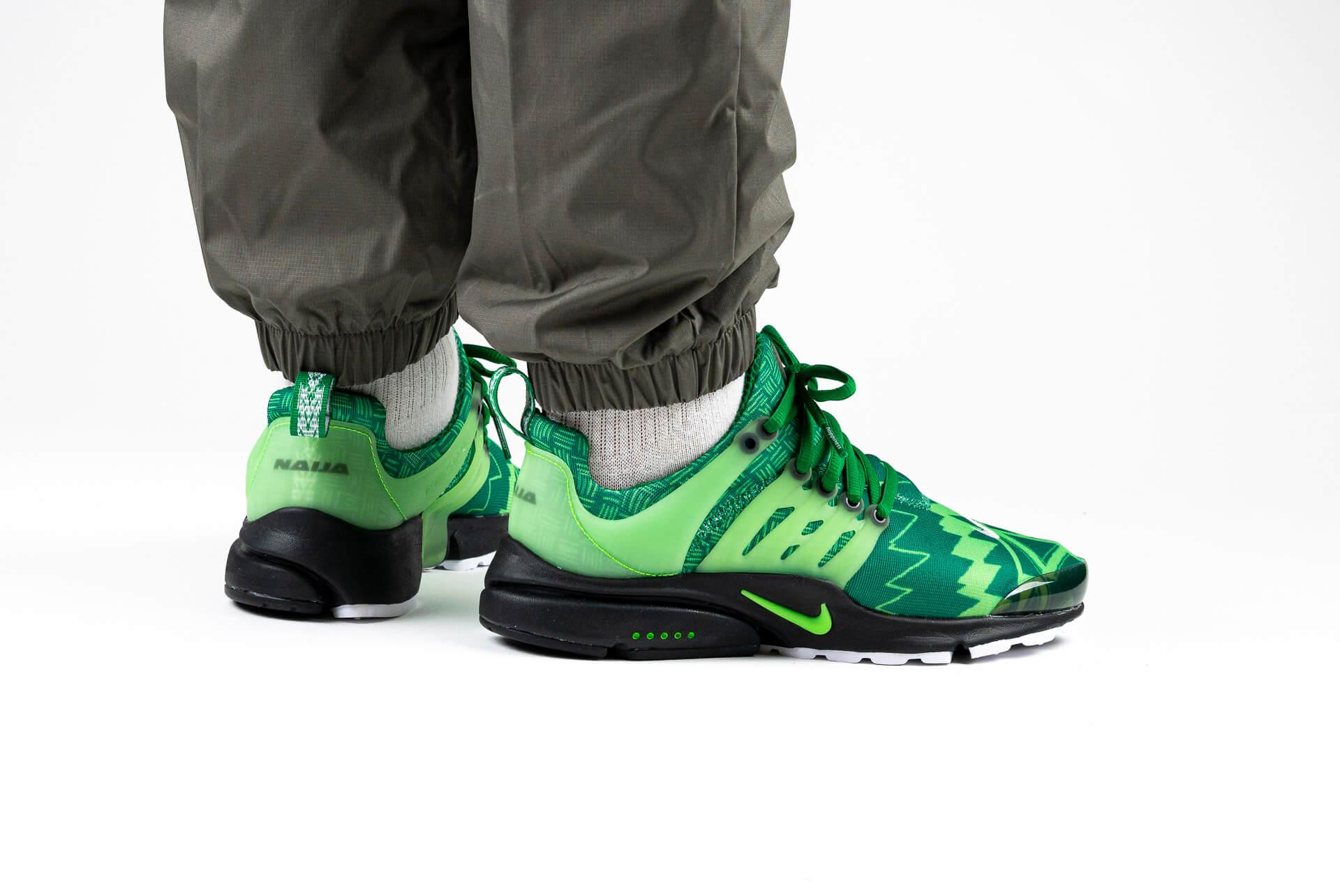 zeigt Air Presto Naija von Nike