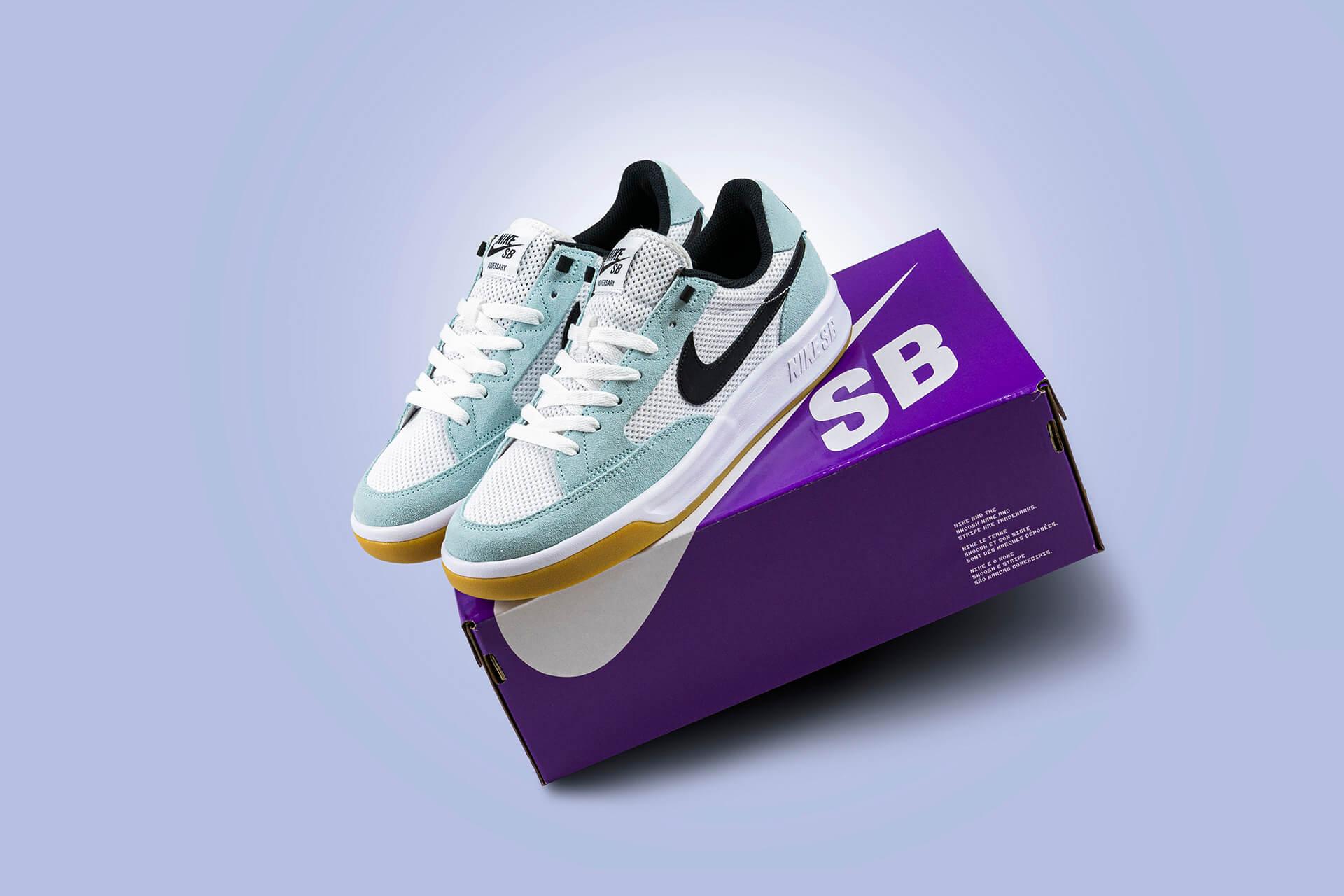 zeigt SB Adversary von Nike