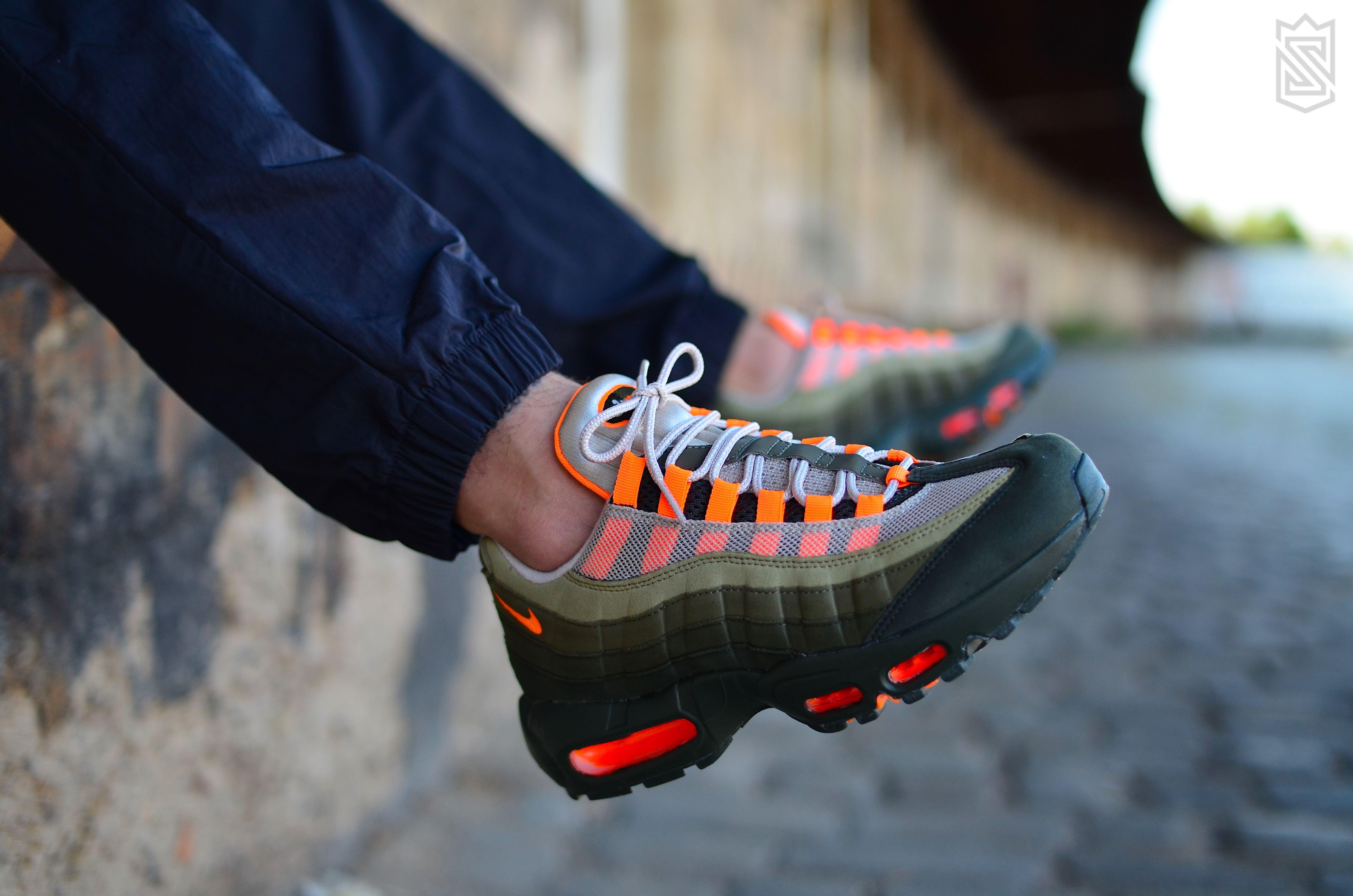 Nike Air Max 95 OG – Schrittmacher Sneakerhandlung